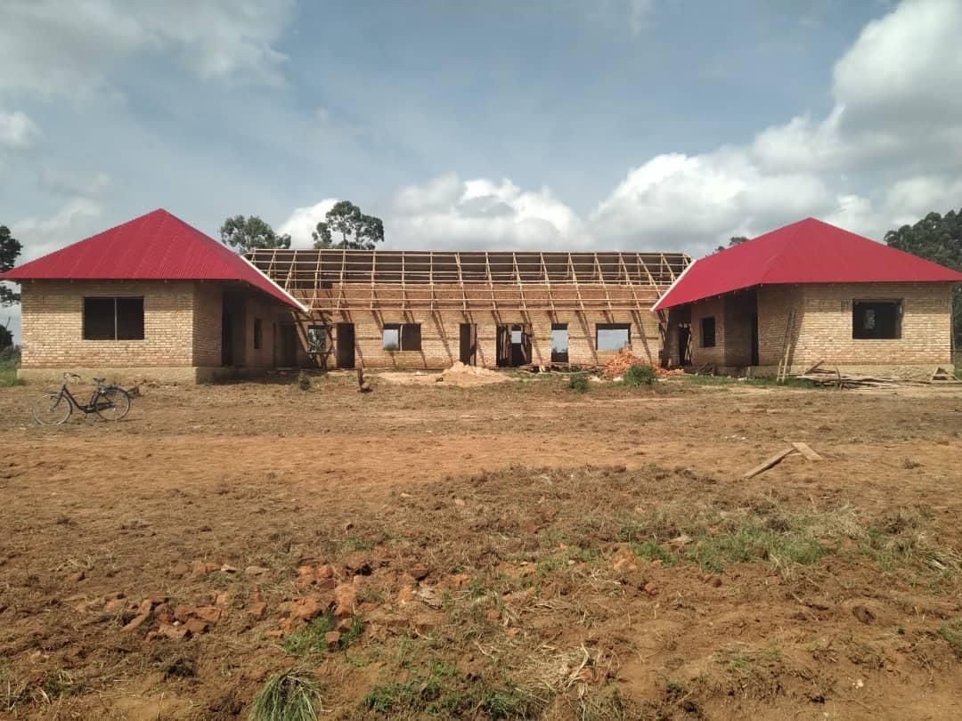 Terminati i tetti, si entra nella fase finale del progetto!